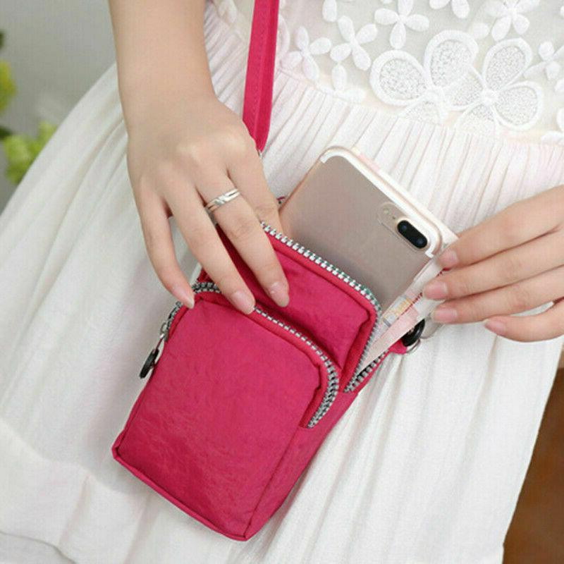 Women Phone Pouch Handbag Purse