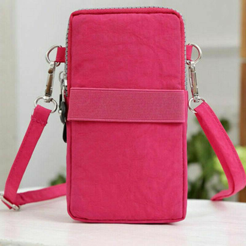 Women Small Phone Case Pouch Purse