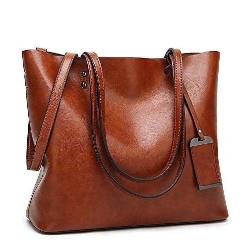 women top handle satchel handbags shoulder bag