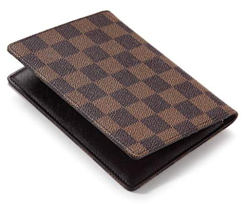 womens luxury passport and card holder