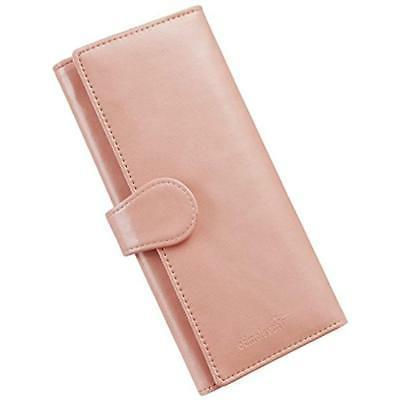 womens rfid blocking wallet trifold ladies luxury