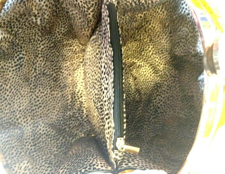 ALYSSA Round Purse Beach Ball Satchel / Shoulder Bag NWT