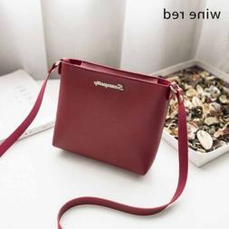 Large Crossbody Wallet Leathe Card Slot Shoulder Bag Cellpho