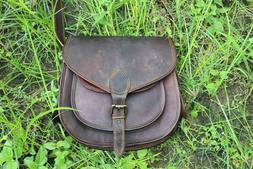 Leather Crossbody Purses Bags for Women | Small Vintage Look