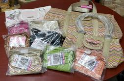 Liquidation Sale!! 10 Piece Lot with Different Style Purses/