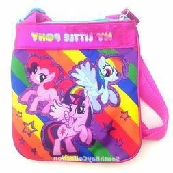 My Little Pony Kids Crossbody Bag Girls Purse Twilight Spark