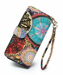 LOVESHE Women's New Design Bohemian Style Purse Clutch Bag C