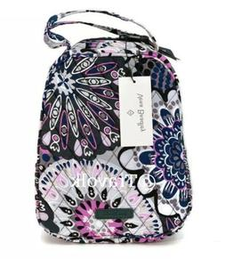 Vera Bradley Lunch Bunch Insulated Lunch Bag Mimosa Medallio