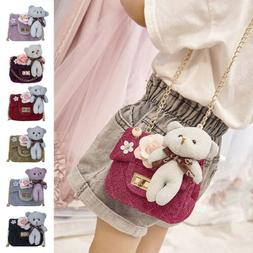 Mini Crossbody Bag Girls Purse Shoulder Handbags with Chain