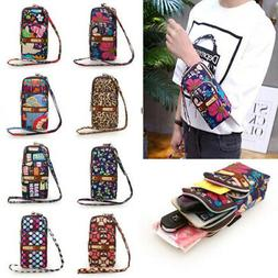 Multi-color Small Cross Body Purse for Womens Shoulder Bag G