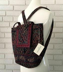 New Vera Bradley Backpack Purse Bag Mimi Medallion Retired U