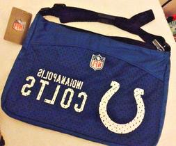 NEW Indianapolis Colts JERSEY Mesh Hipster Purse Crossbody w