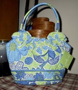 NEW! VERA BRADLEY Lily Doodle Daisy bag purse