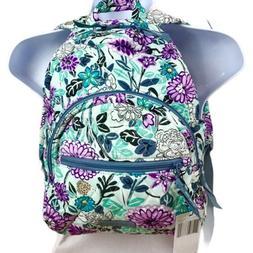 NEW Vera Bradley PENELOPE'S GARDEN Essential Compact Backpac