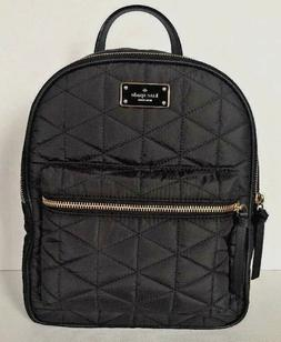New Kate Spade small Bradley Wilson Road Nylon Backpack hand