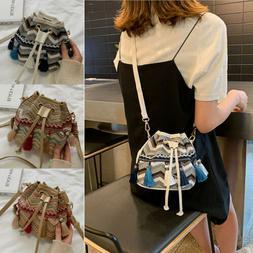 New Women Bags Purse Shoulder Handbag Tote Messenger Boho Sa