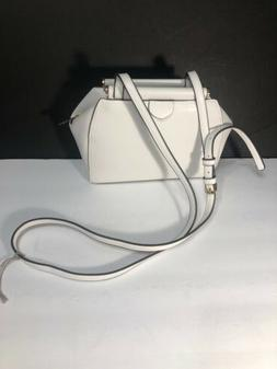 NWOT A New Day Crossbody Purse Small White Adjustable Strap