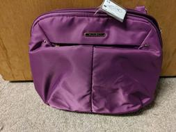 NWOT PURPLE TRAVELON WOMEN'S PURSE BAG