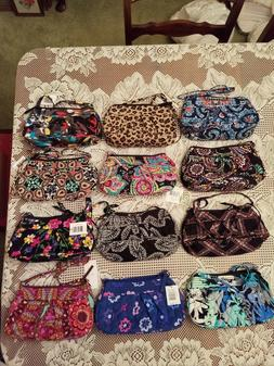 NWT Vera Bradley Frannie Crossbody Purse Shoulder Bag  Vario