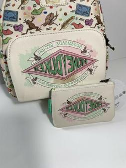NWT Loungefly Harry Potter Honeydukes Mini Backpack And Matc