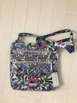 nwt iconic triple zip hipster crossbody in