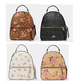 🌺NWT COACH JORDYN BACKPACK laptop bag satchel tote purse
