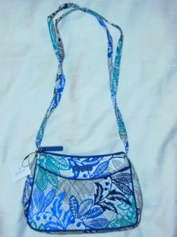 NWT Vera Bradley LITTLE CROSSBODY in SANTIAGO purse 15455-G5