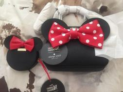 NWT Kate Spade Minnie Mouse Red Bow Maise Crossbody And Coin
