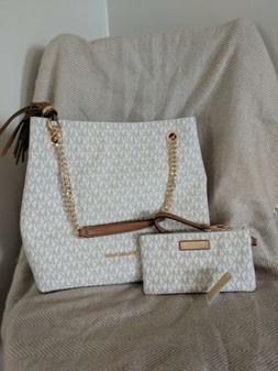 NWT Michael Kors purse and change purse wallet.