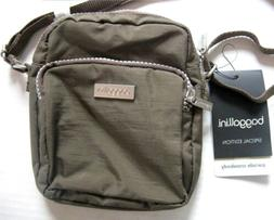 Baggallini Parade Crossbody Mini Bag Purse Wallet Phone Brow