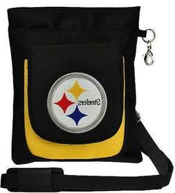 PITTSBURGH STEELERS ~ Ladies Womens Hipster Traveler Bag Han