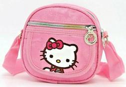HELLO KITTY PURSE, HELLO KITTY CROSSBODY BAG. GIRLS TO TEENA