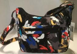 Vera Bradley Purse Shoulder Bag Mini Andi Crossbody FLORAL F