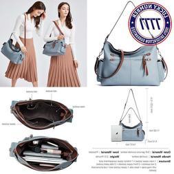 Purses And Handbags For Women Designer Genuine Leather Hobo