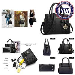 Purses And Handbags For Women Fashion Ladies Pu Leather Top