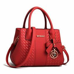 Purses and Handbags for Women Fashion Ladies PU Leather Shou