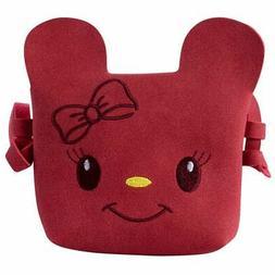 Red Little Girls Purse Cute Cartoon Shoulder Crossbody Bag F