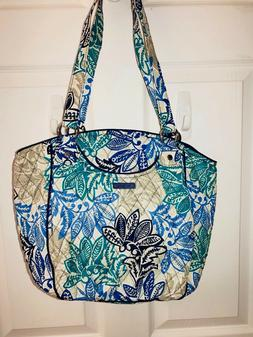 Vera Bradley  **SANTIAGO** Glenna Shoulder bag Purse NWT