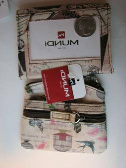 Mundi Set of Two New With Tags Coin Purses