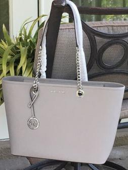 shania large ew chain shoulder tote bag