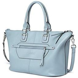 Shoulder Bags Genuine Soft Leather Handbags For Women Tote P