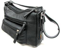 Single Short Strap Shoulder Everyday Purse Genuine Leather M