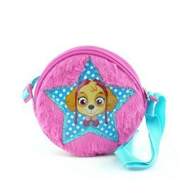 Skye Paw Patrol Purse Toddler Pink Round Little Girls Crossb