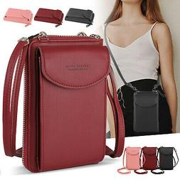 Small Cross-body Cell Phone Handbag Case Shoulder Bag Pouch