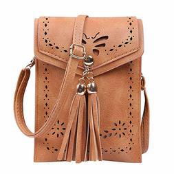 Small Crossbody Bag Cell Phone Purse Wallet Shoulder Bag Tas