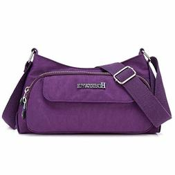 STUOYE Small Crossbody Bags for Women Cell Phone Purse Walle
