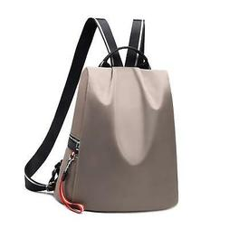 Travel Cute Backpack Purse Women Waterproof Nylon Anti-theft