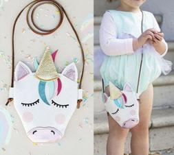 Unicorn Purse for Toddler & Little Girls