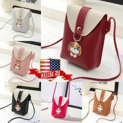 US 6Colors Small Cross Body Purse Handbag for Women Shoulder