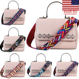 US Replacement Handbag Bag Strap For Crossbody Shoulder Wall